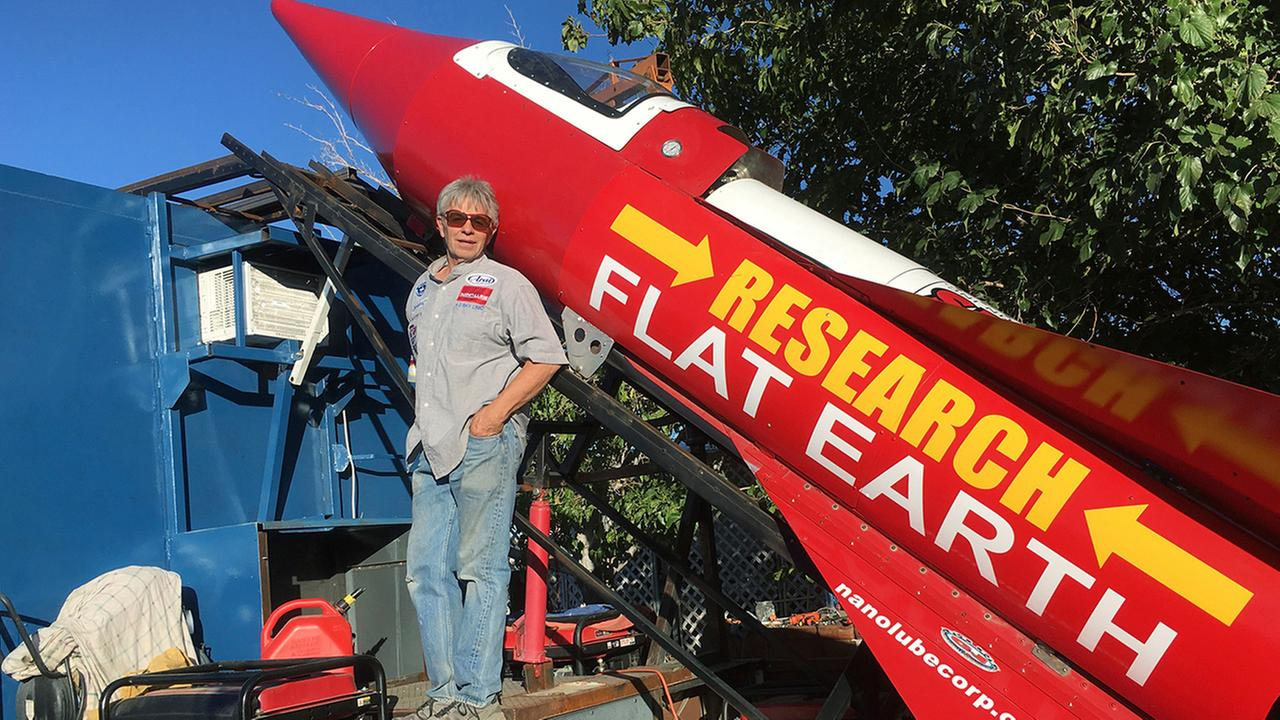 california rocket man mad mike hughes
