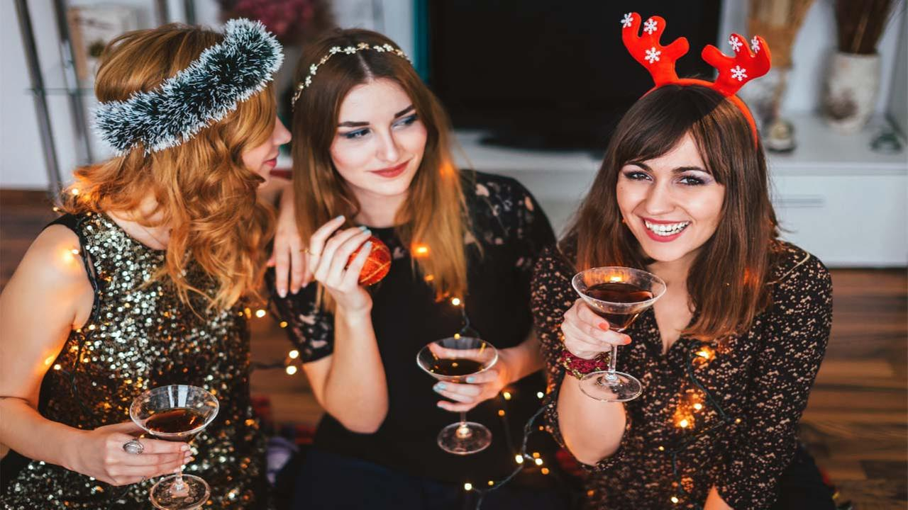 Holiday season cheers
