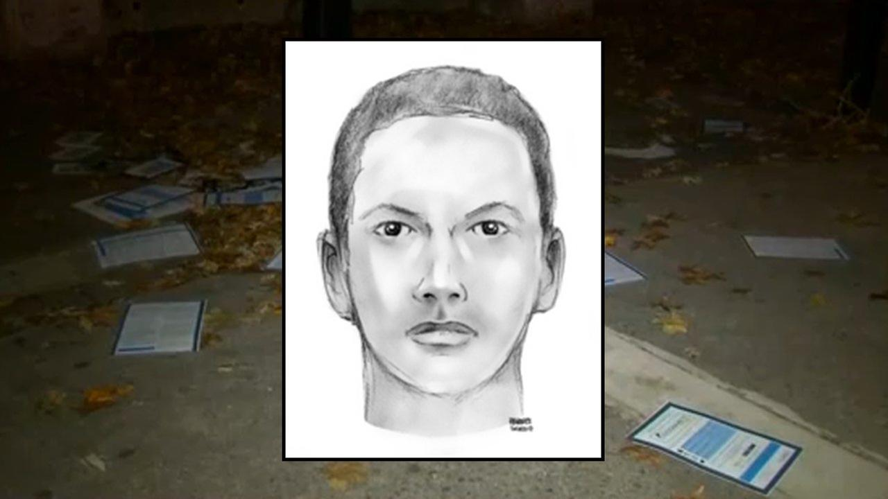 Sketch of teen wanted in CUNY professor's beating on Staten Island