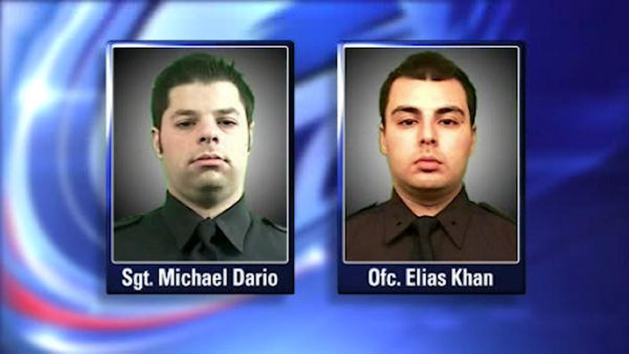 Brooklyn to honor 2 NYPD officers who saved baby not breathing