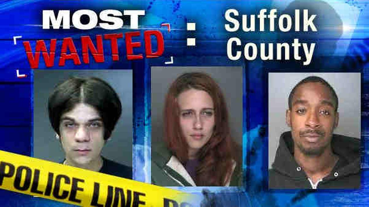 suffolk county most wanted