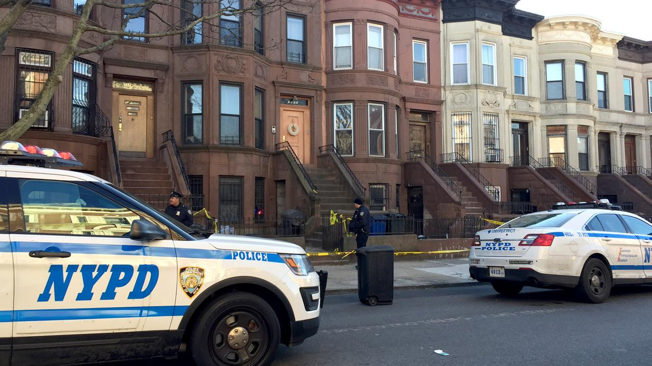 Woman killed after she was thrown down stairs in Brooklyn, investigators say