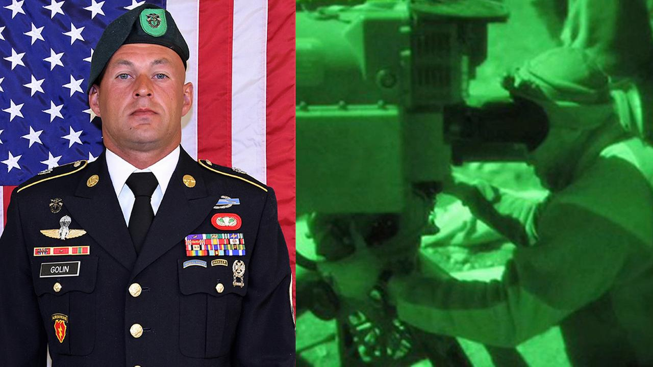 Soldier from New Jersey killed in combat in Afghanistan