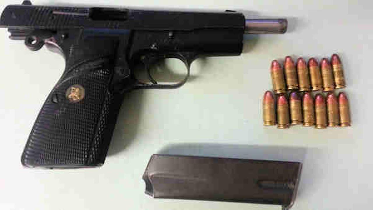brooklyn stolen gun arrest elliot perez