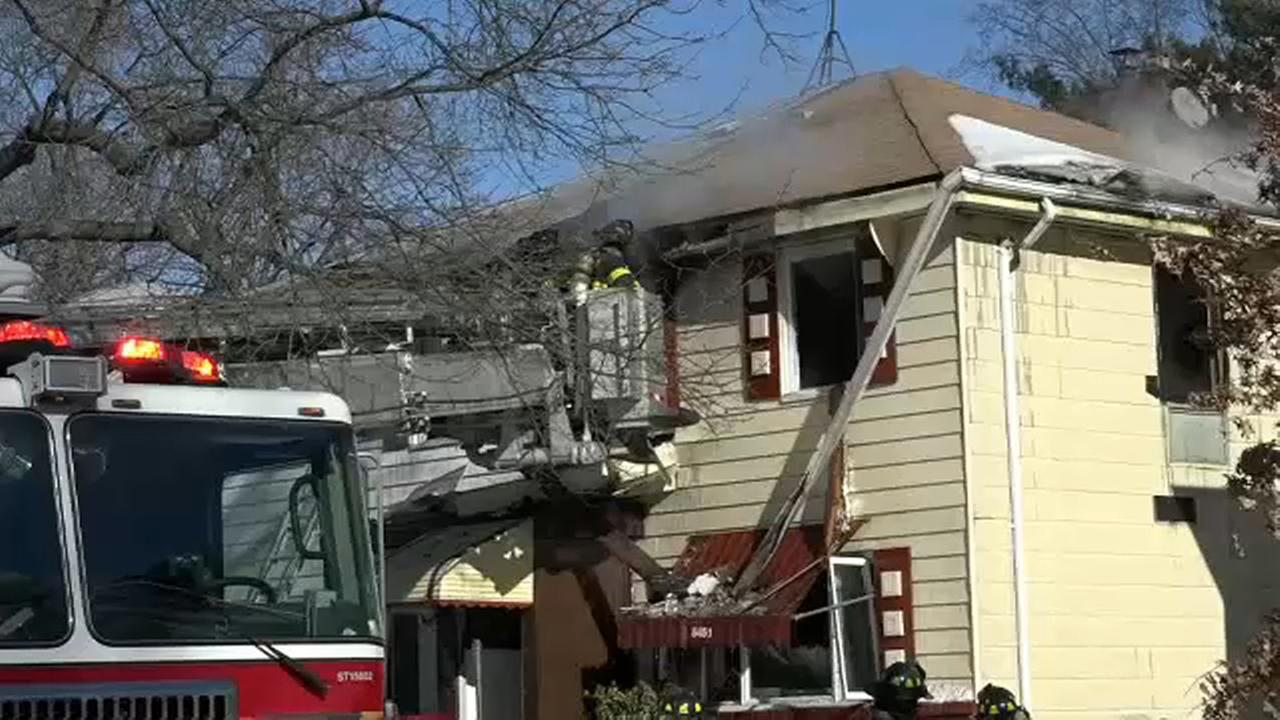 60-year-old woman killed in house fire in Queens