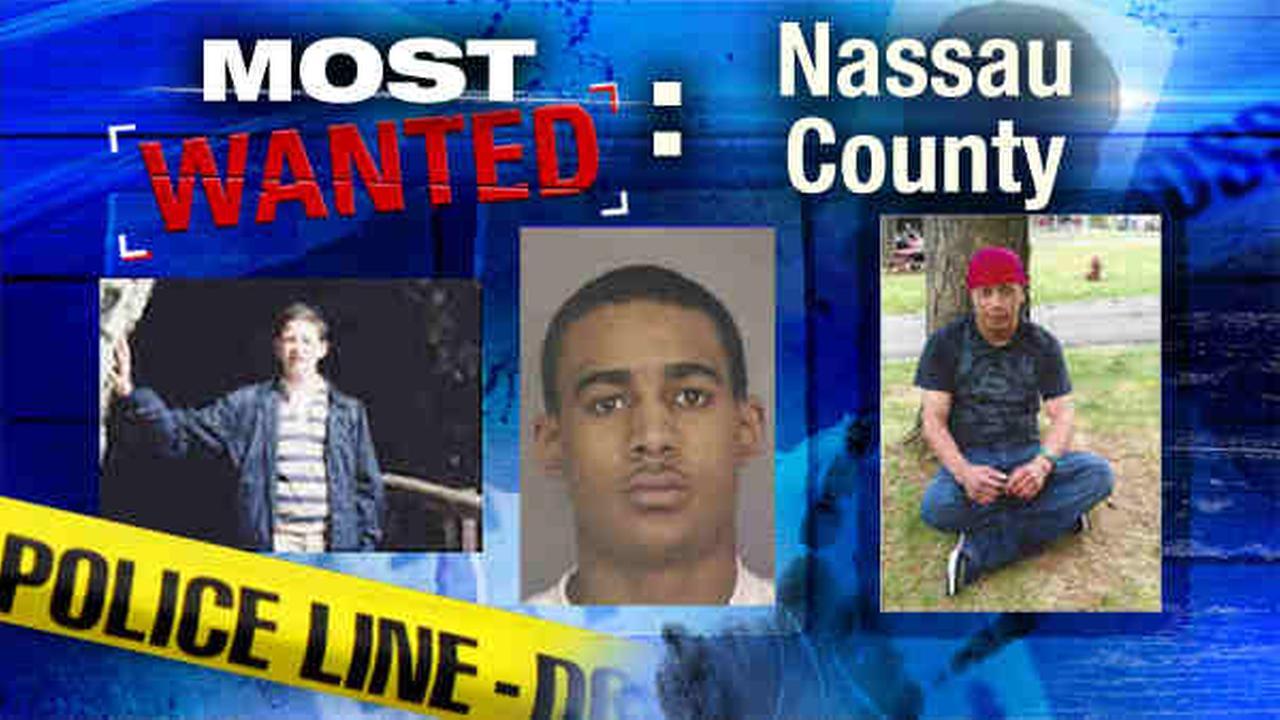 most wanted nassau county long island