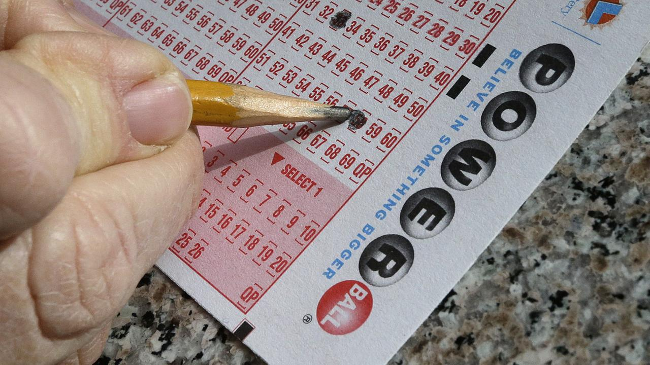 Two $1 million winning Powerball tickets sold in New Jersey