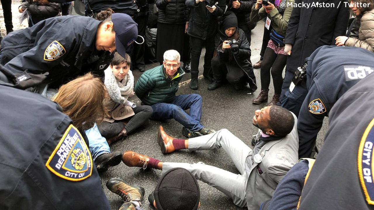 New York City Council member Jumaane Williams convicted of blocking ambulance in protest