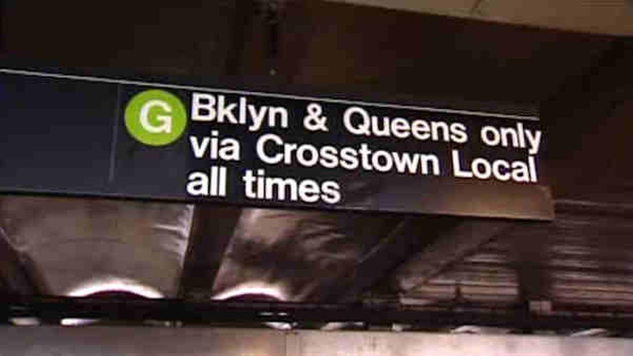 g train fasttrack