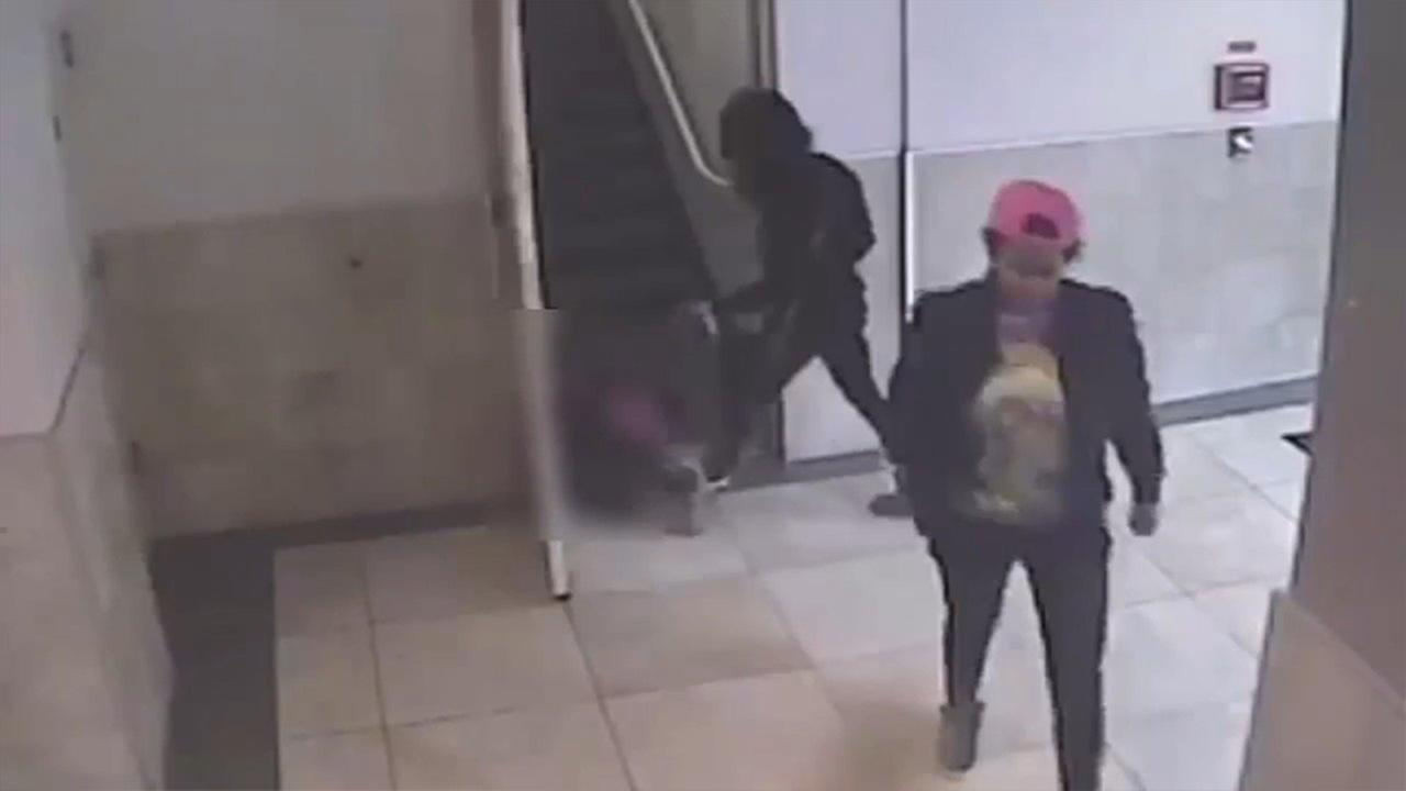 2 arrested in beating, robbery of pregnant woman in the Bronx