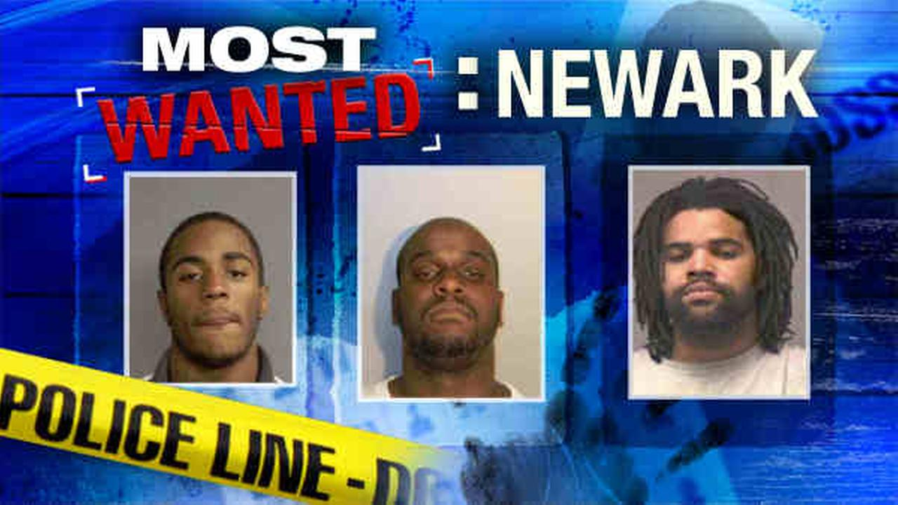 newark police department most wanted