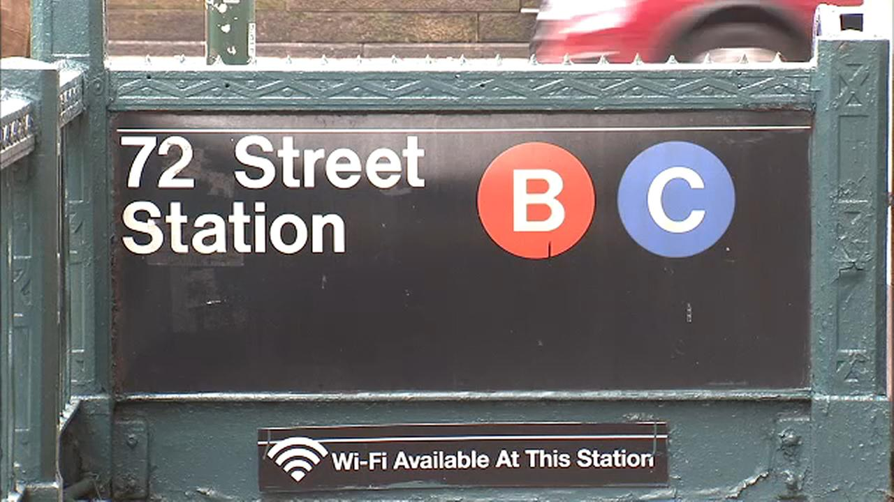3 Manhattan B and C subway stations to close in April for renovation work