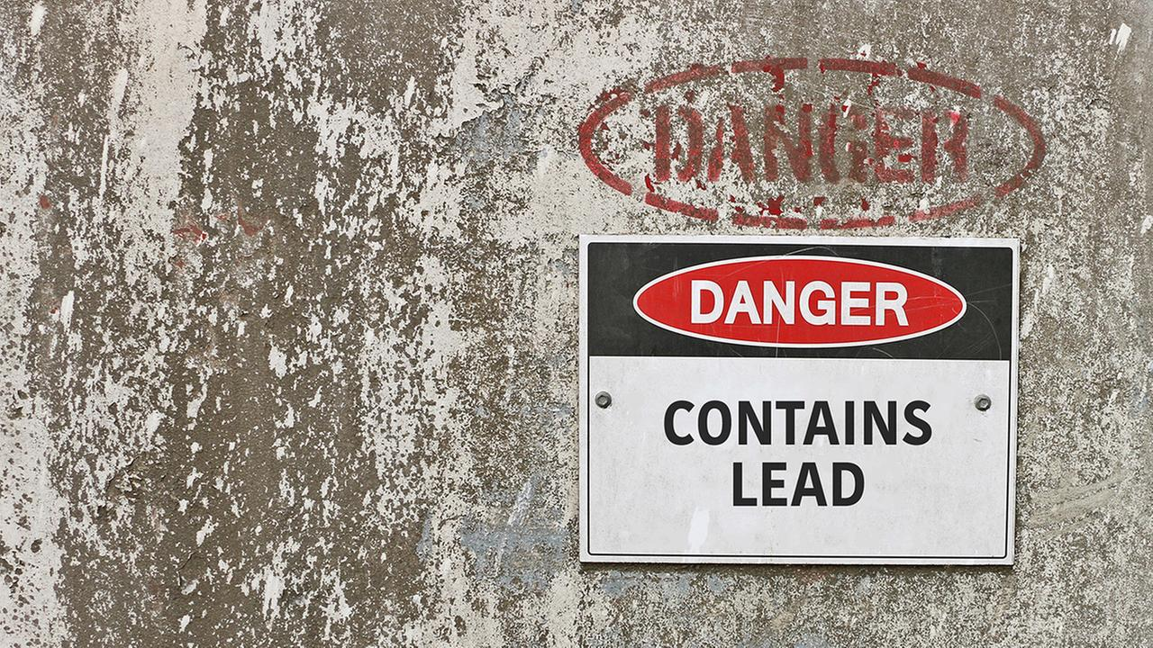 CDC tips to protect your family against lead exposure