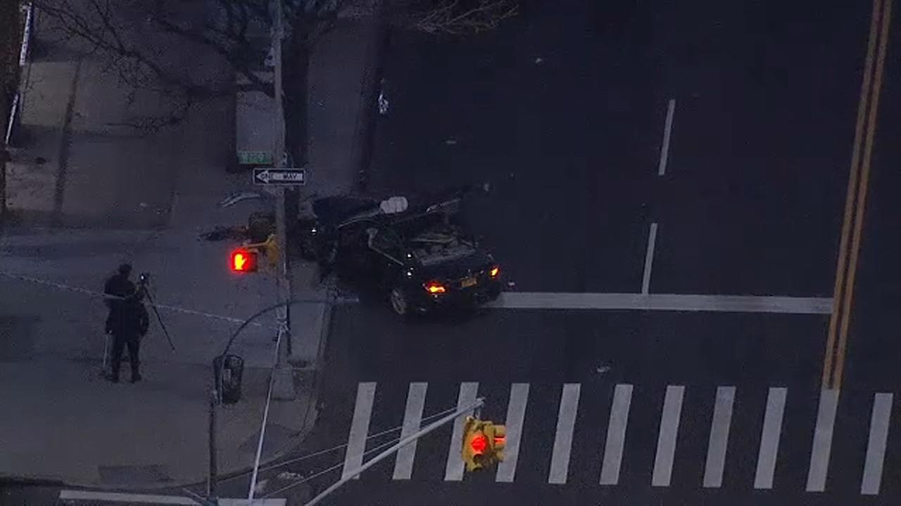 Woman suspected of drunk driving in custody after fatal crash in Harlem