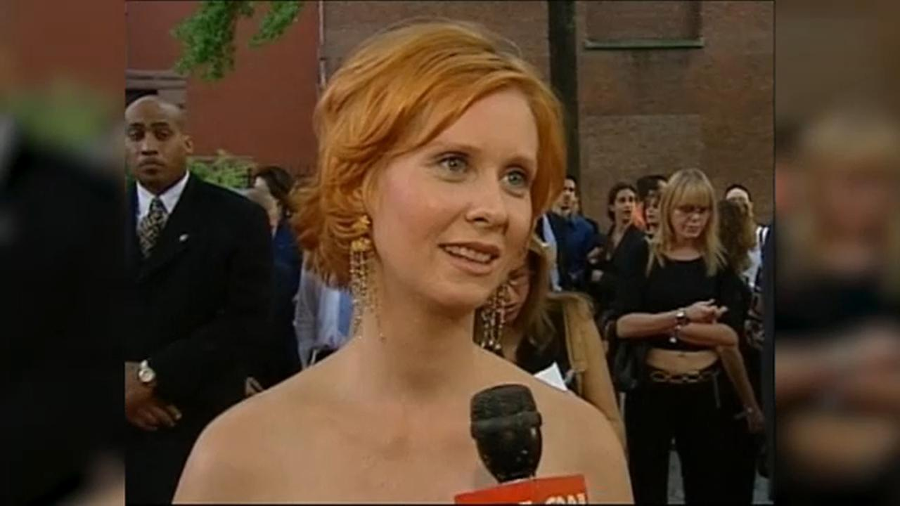 'Sex and the City' actress Cynthia Nixon weighing run for New York governor