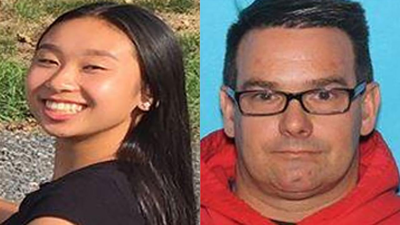 Police: Man got girl out of Pennsylvania school 10 times, now both missing
