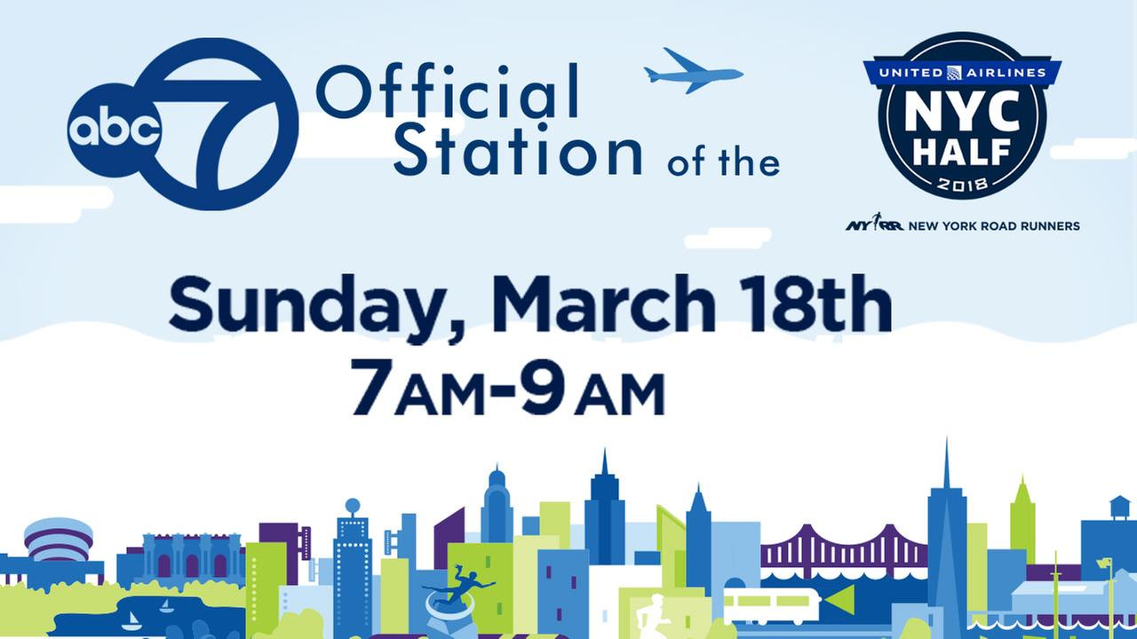 2018 United Airlines NYC Half: By the Numbers