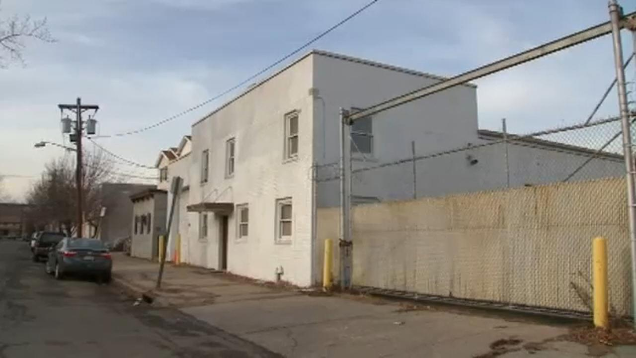 The mosque would be built on the site of a warehouse that is currently closed.