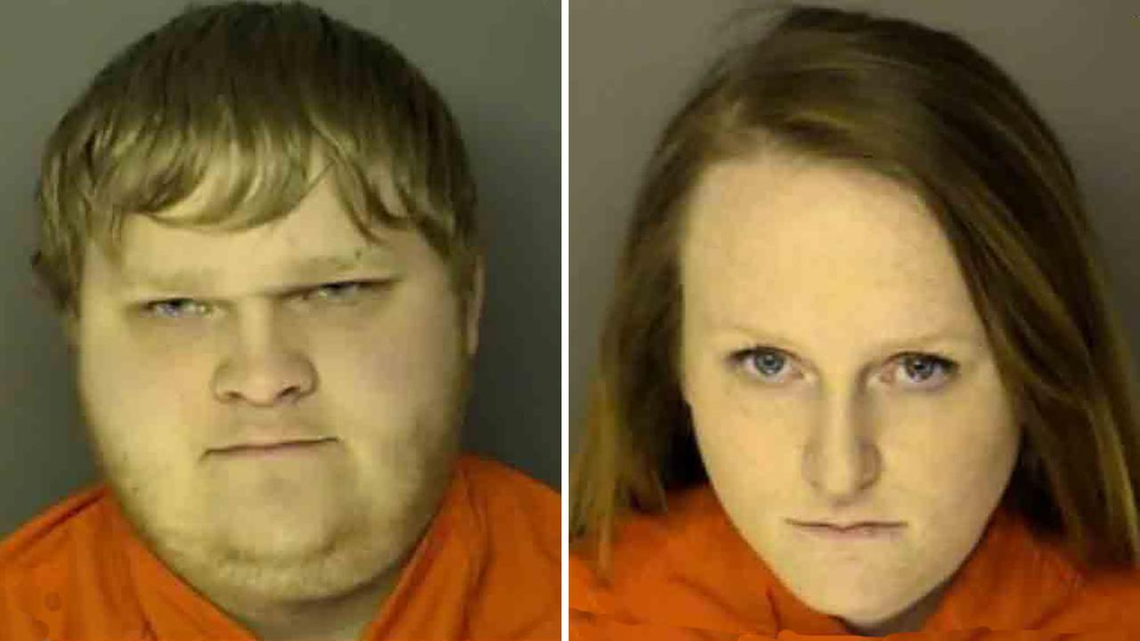 South Carolina parents charged after teething baby thrown from unstrapped car seat