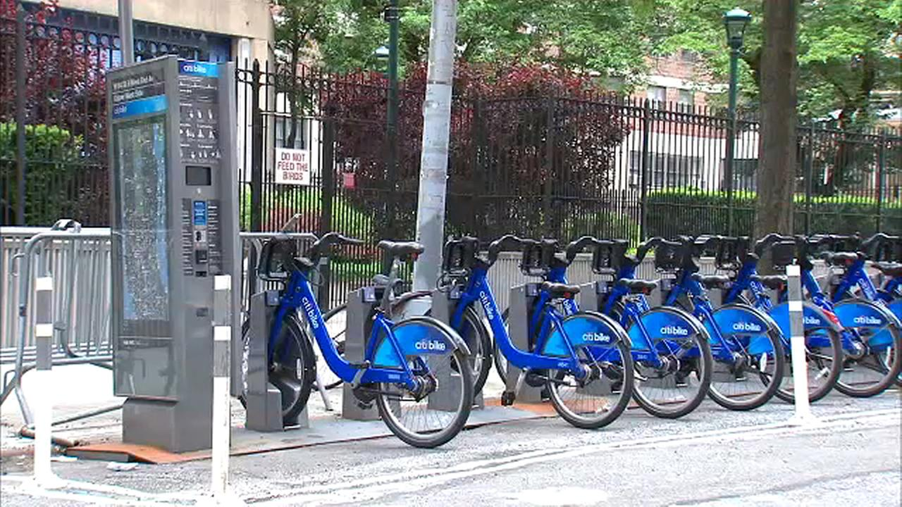 Citi Bike offering single rides for $3 during April