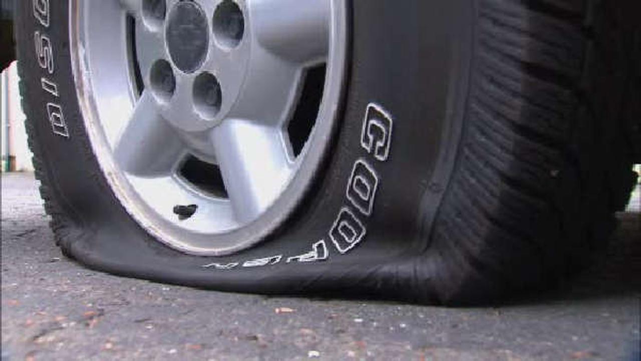 stamford flat tires