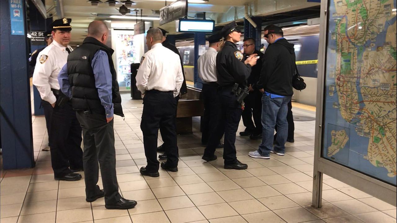 new york city subway slashing incident