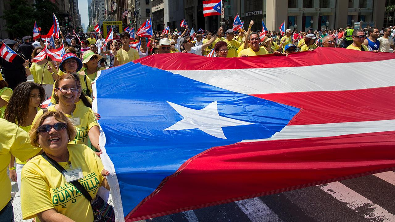 puerto rican day parade new york city