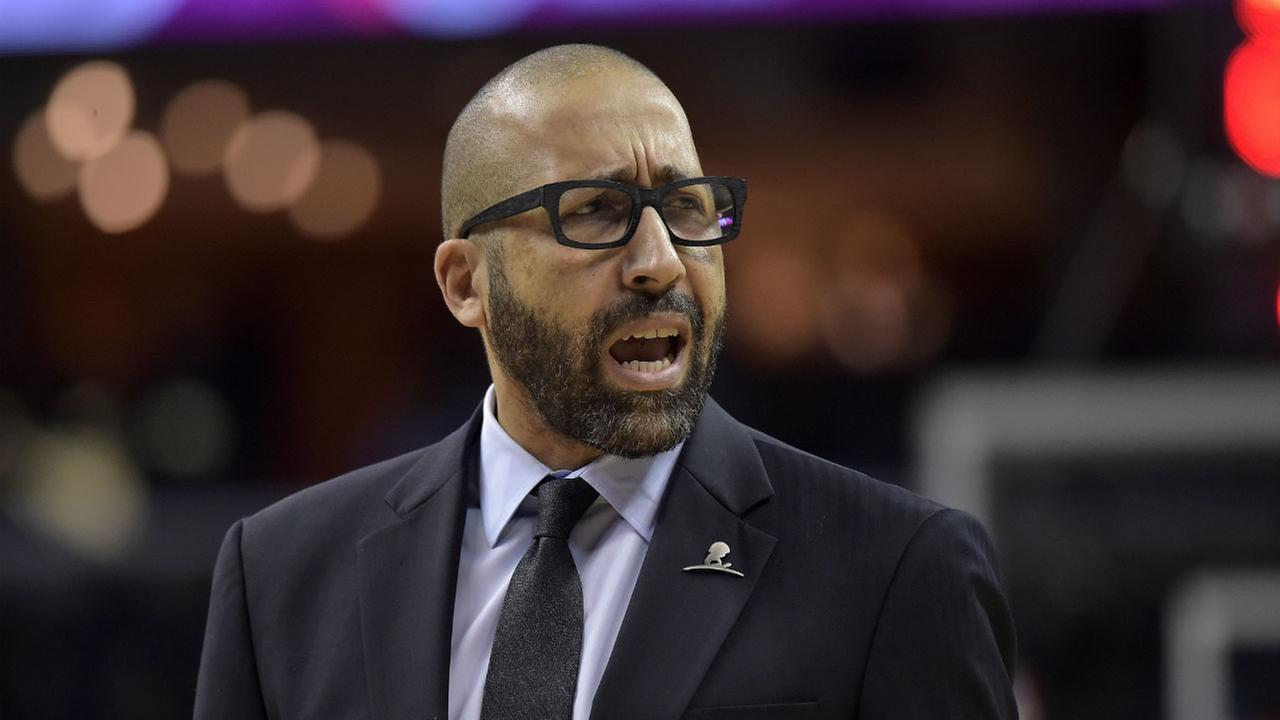 ESPN: David Fizdale will be Knicks next head coach