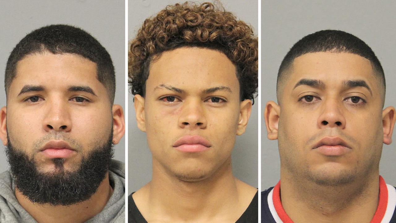 3 suspects arrested after fight breaks out inside Baldwin bowling alley