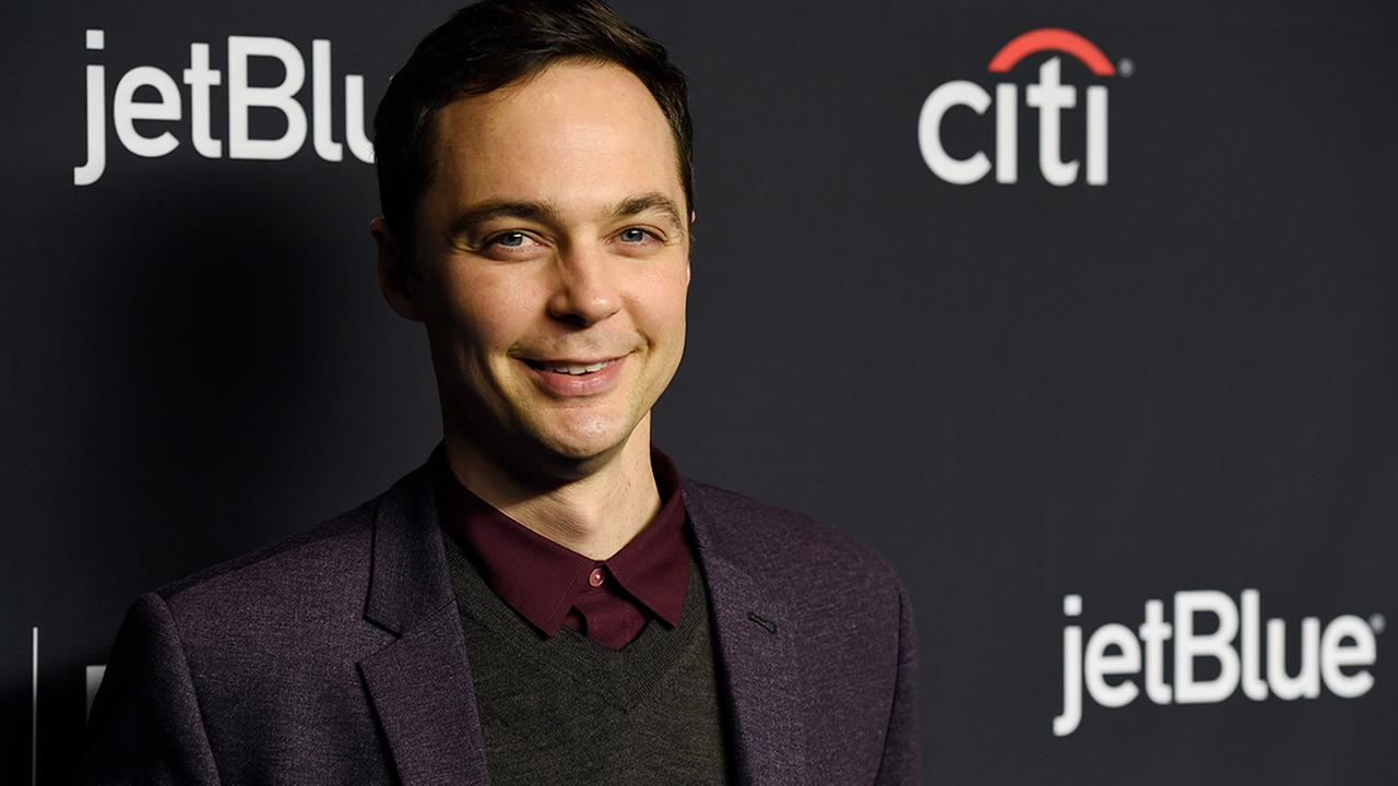 Jim Parsons poses during the 35th annual PaleyFest at the Dolby Theatre on Wednesday, March 21, 2018, in Los Angeles. (Photo by Chris Pizzello/Invision/AP)