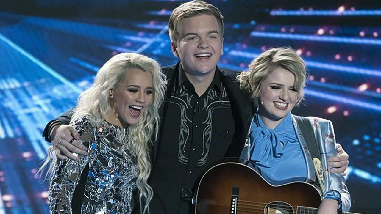 3 singers eye stardom as 'American Idol' ends its 1st season on ABC