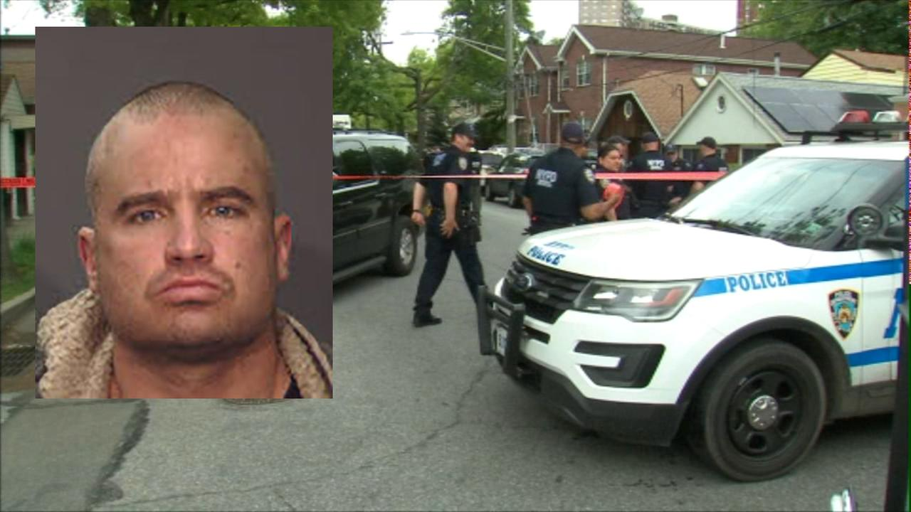 Police make arrest after swarming home in the Bronx believed to be drug factory