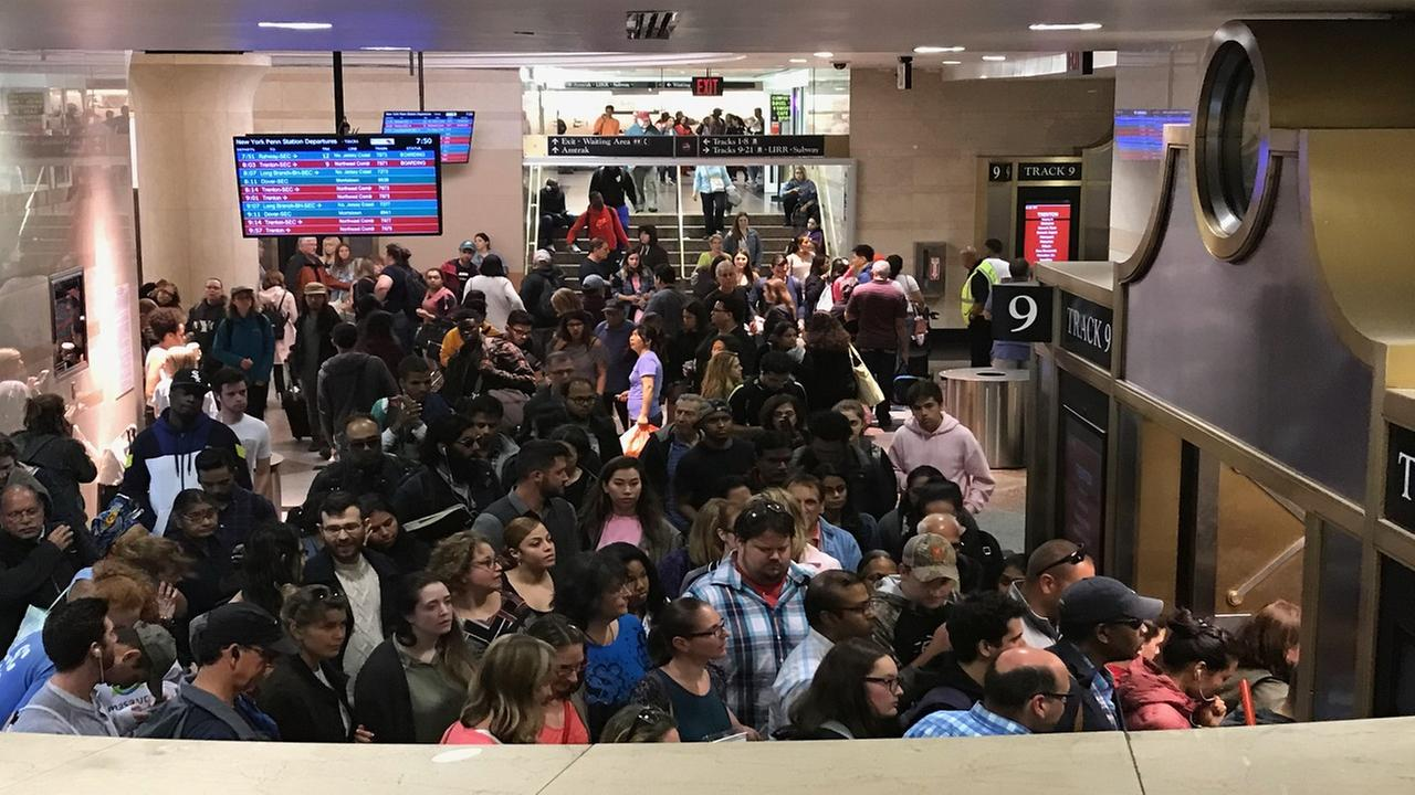 NJ Transit riders to face months of 'service adjustments' beginning Monday