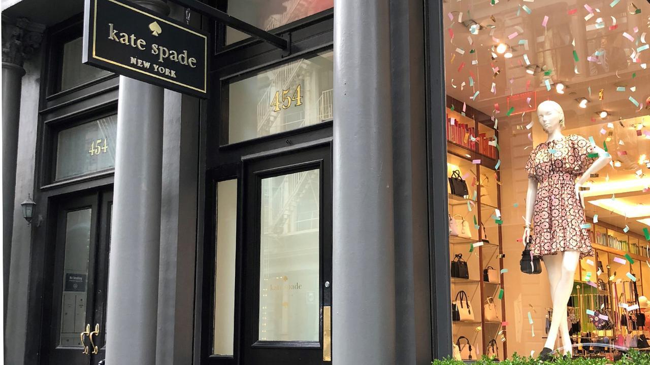 kate spade fashion store soho new york city