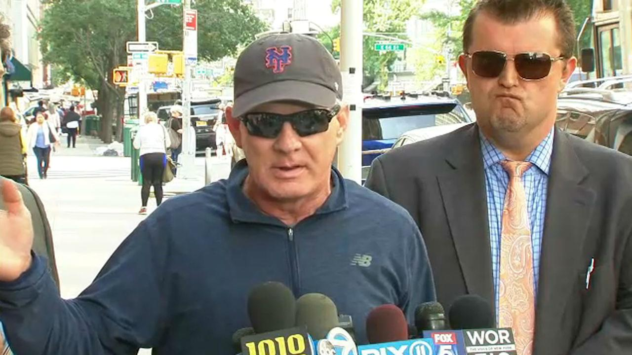 Ex-Mets star Lenny Dykstra indicted on drug, threat charges following altercation with Uber driver