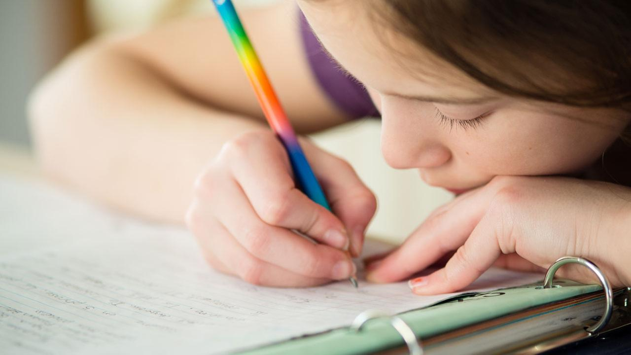 A New York school superintendent eliminates homework for elementary school students
