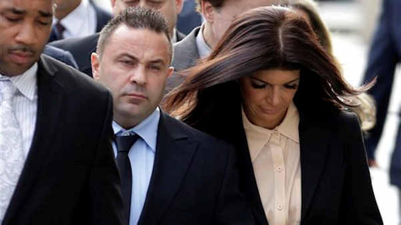 'Real Housewives of New Jersey' star Joe Giudice sentenced for driver's license fraud