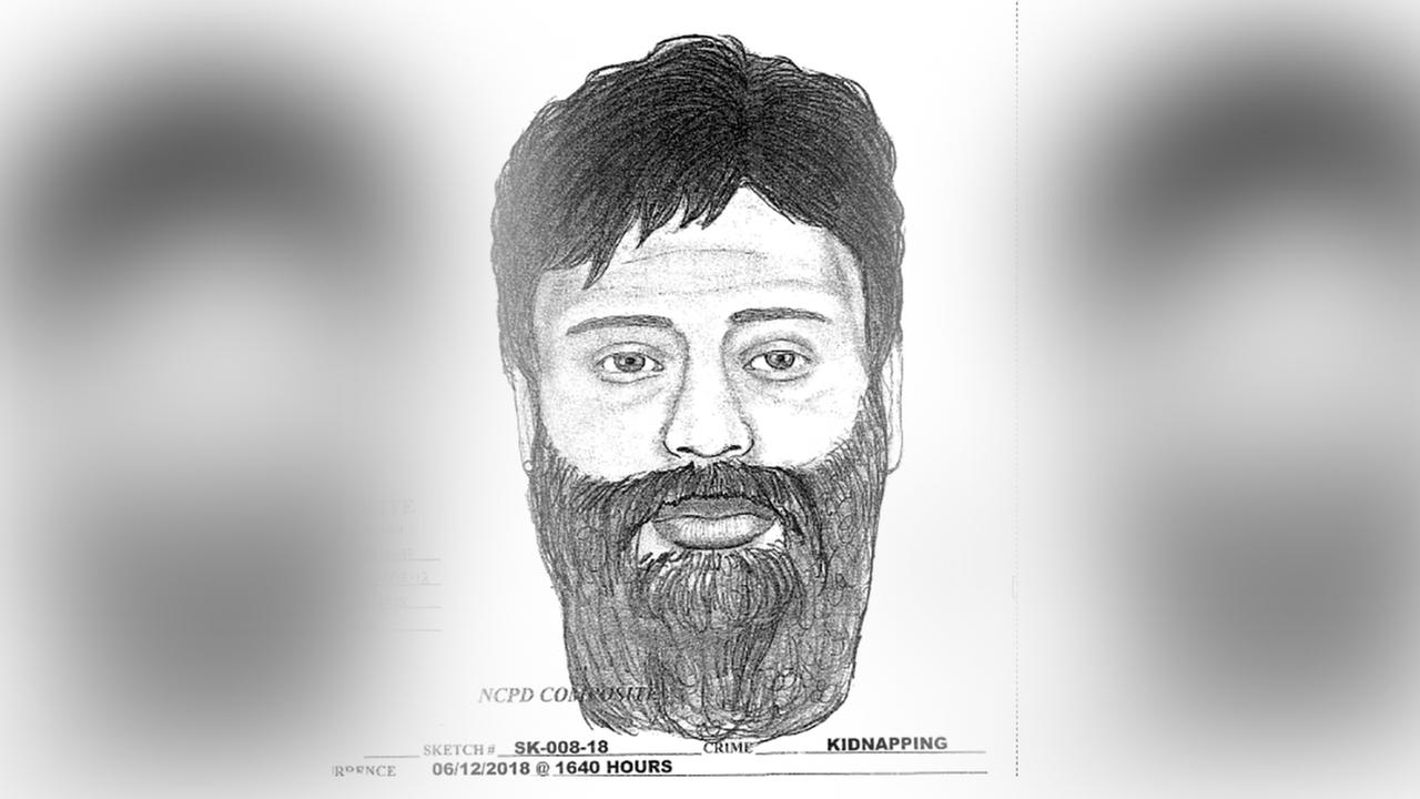 Sketch released in search for 2 suspects who attacked young girls on Long Island