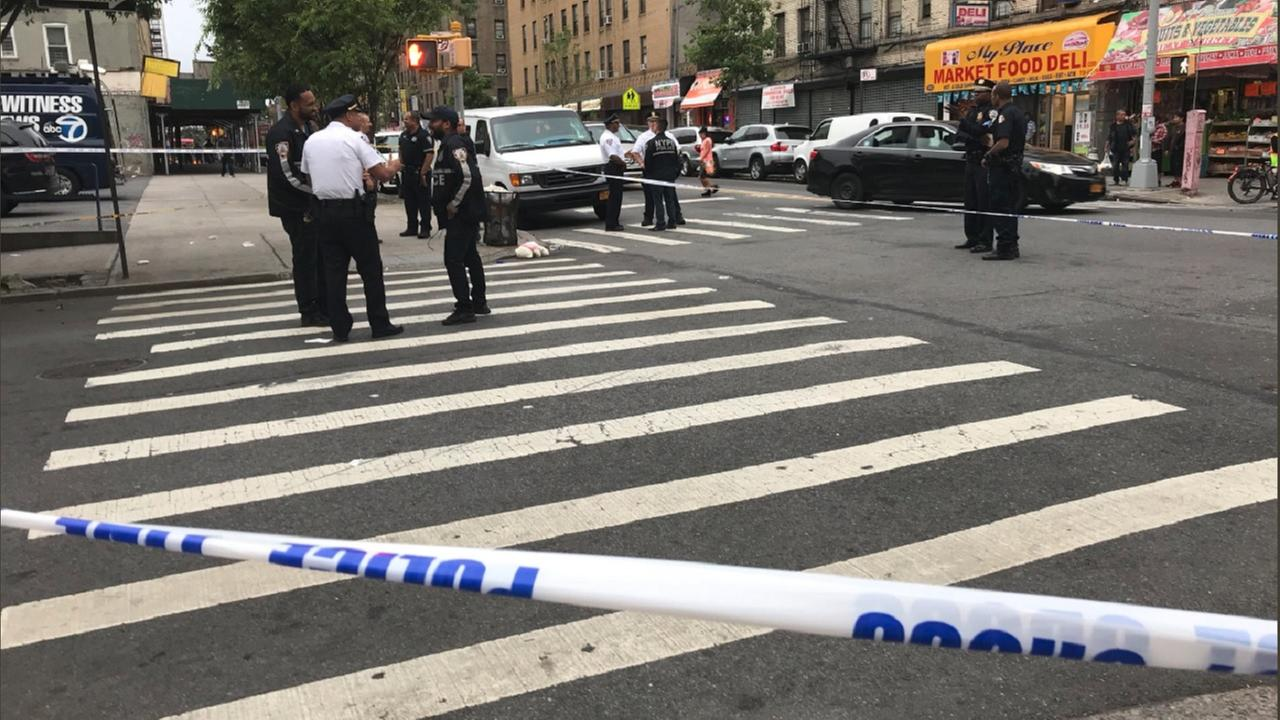 Bronx teen dies after being shot in the chest