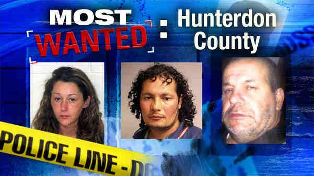hunterdon county most wanted