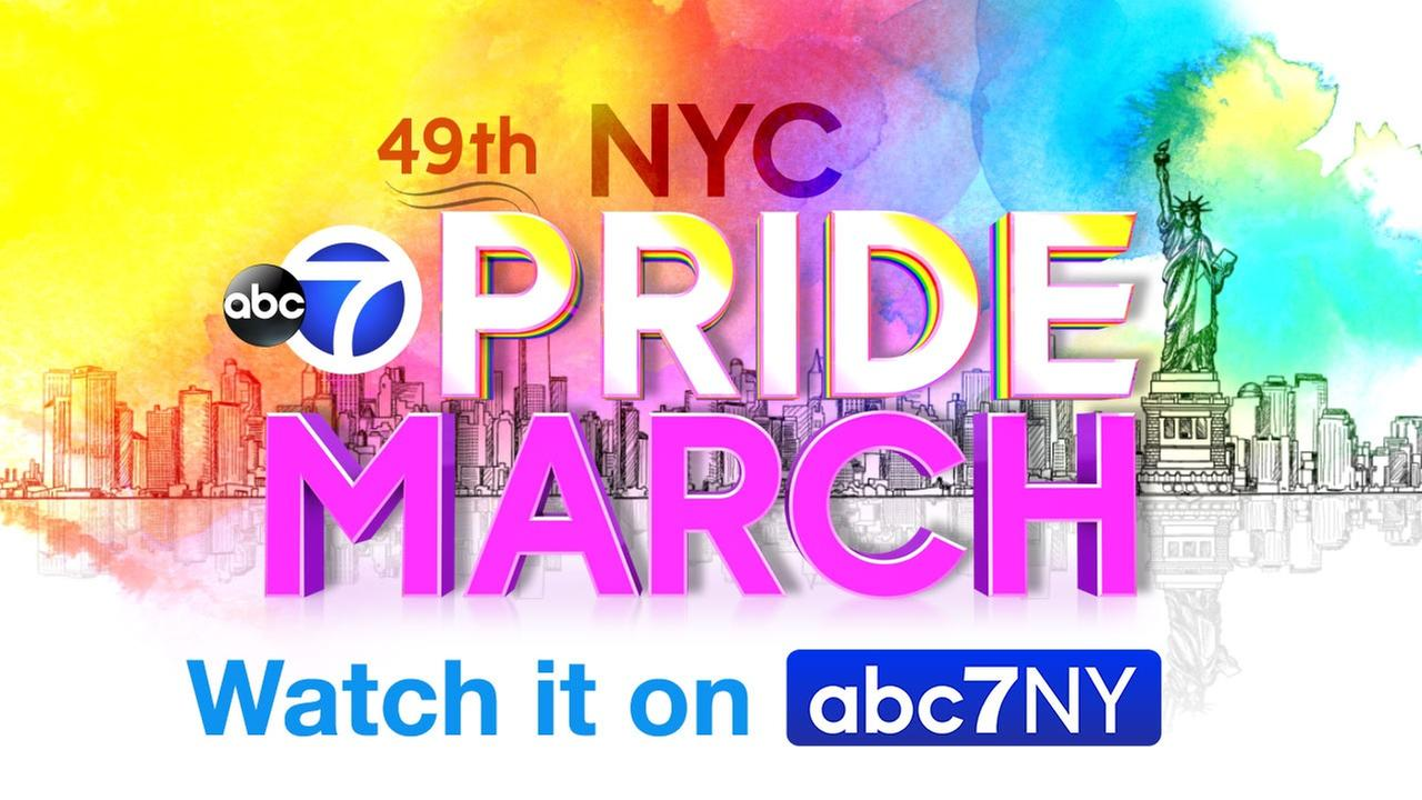 2018 NYC Pride March - Watch it On Demand!