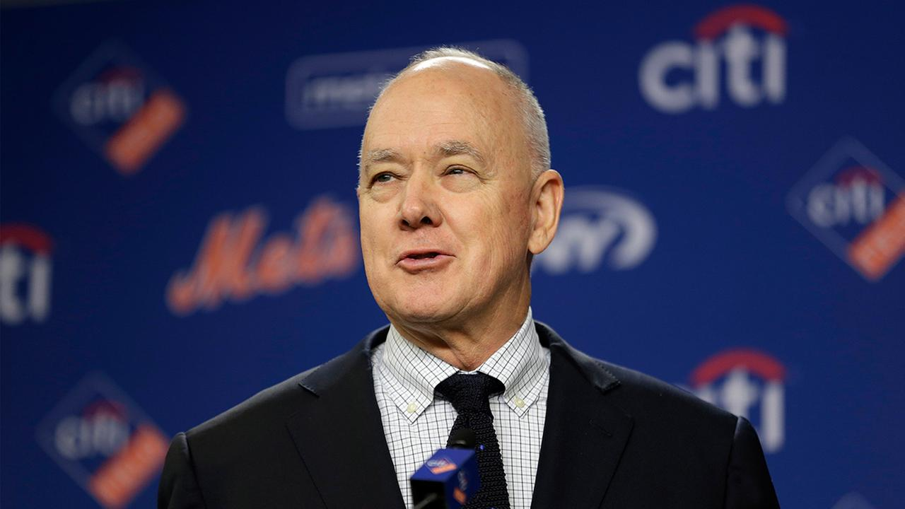 new york mets sandy alderson