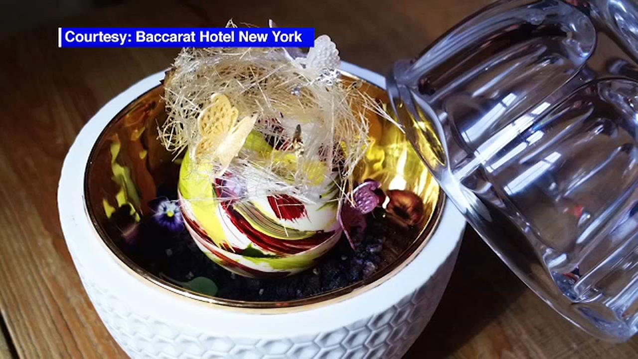 Manhattan hotel selling dish of ice cream for $1500