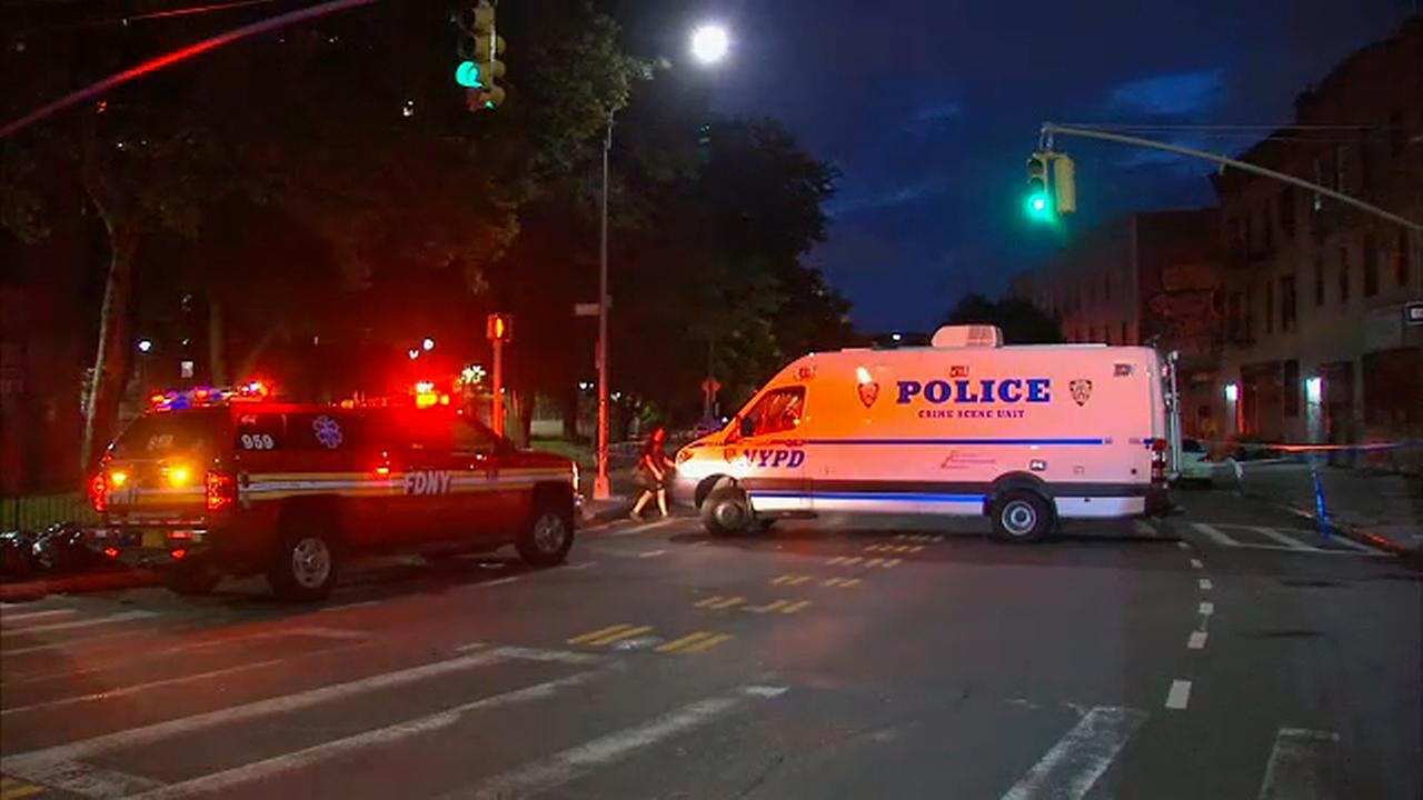 15-year-old killed, 42-year-old man injured in Brooklyn shooting