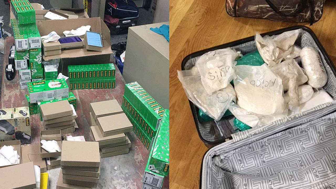 5 arrested, $7.5M worth of suspected heroin, fentanyl seized in massive Bronx drug raid