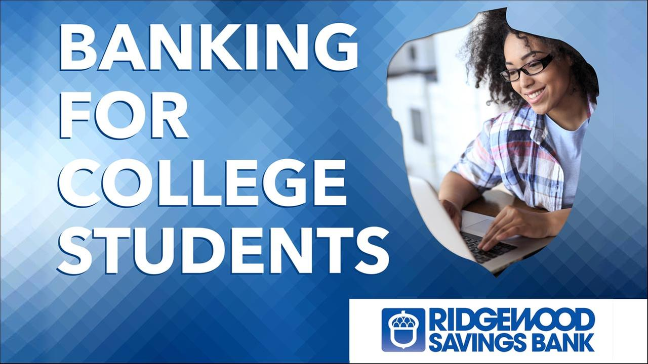 Ridgewood Savings Bank: Help Your Child Manage Money in College With These 6 Tips