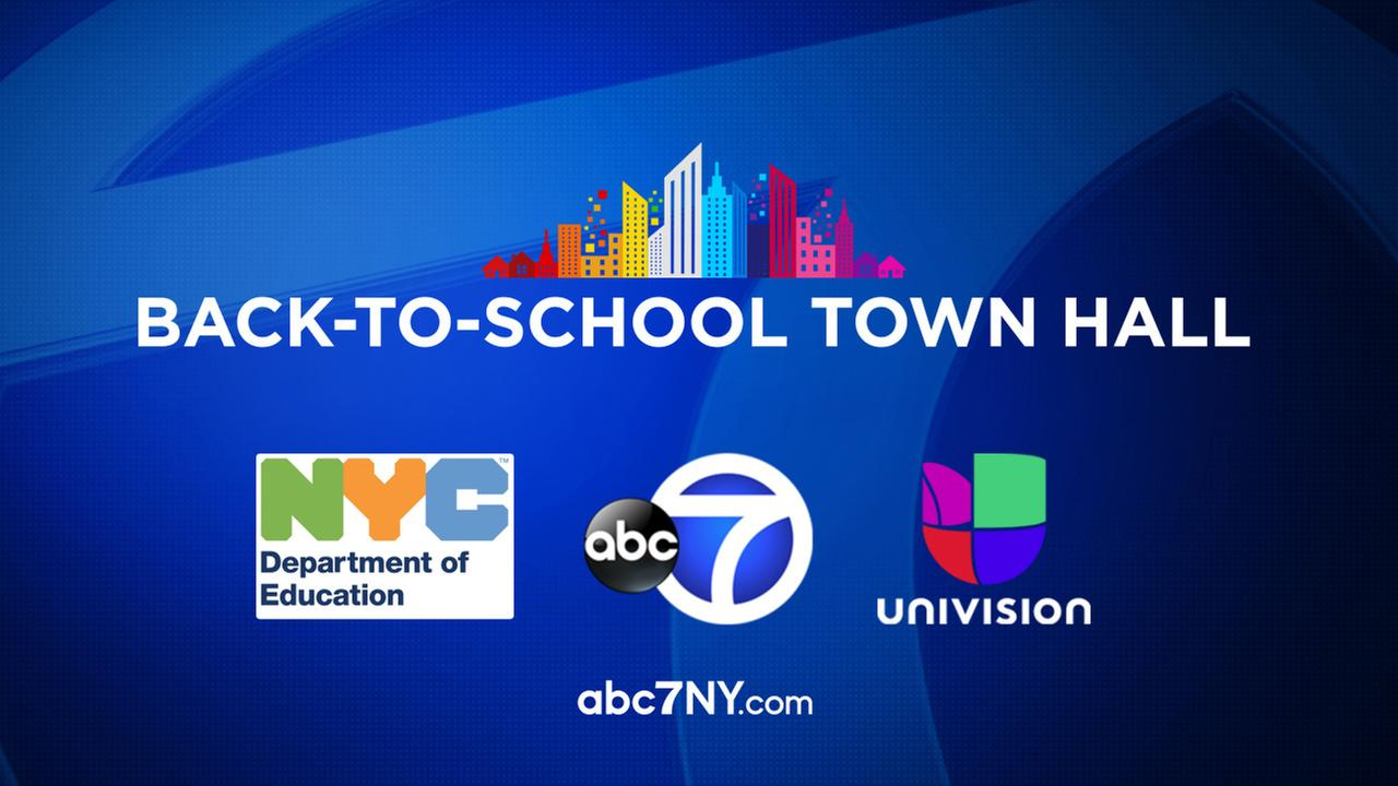 back to school town hall
