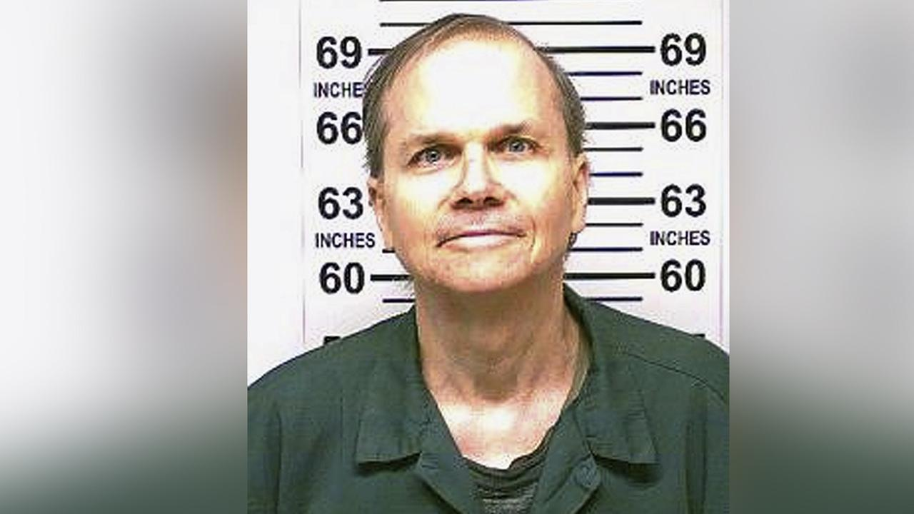 This Jan. 31, 2018 photo, provided by the New York State Department of Corrections, shows Mark David Chapman, the man who killed John Lennon.
