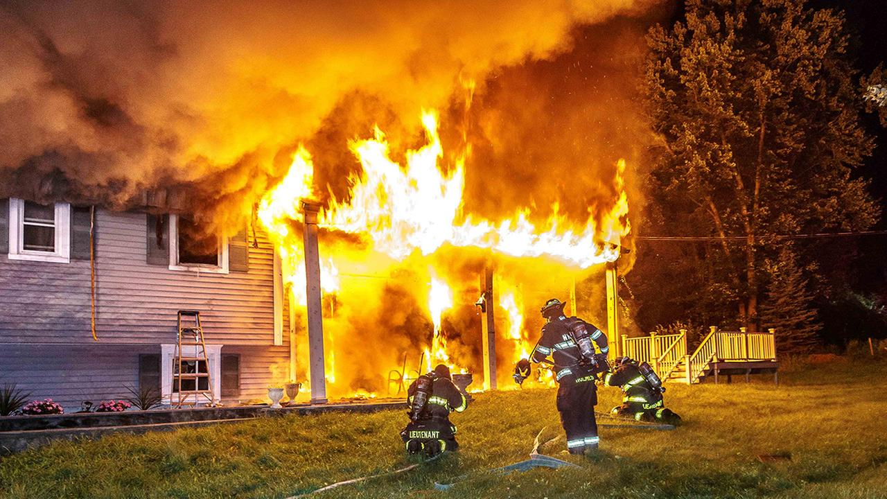 7-year-old boy dies in Wappinger house fire
