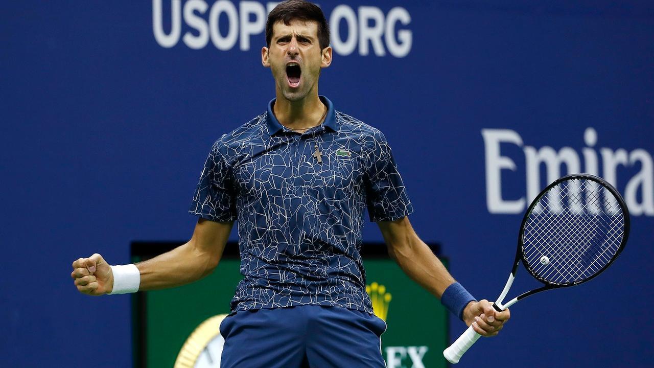 Novak Djokovic wins 14th Grand Slam title in US Open final